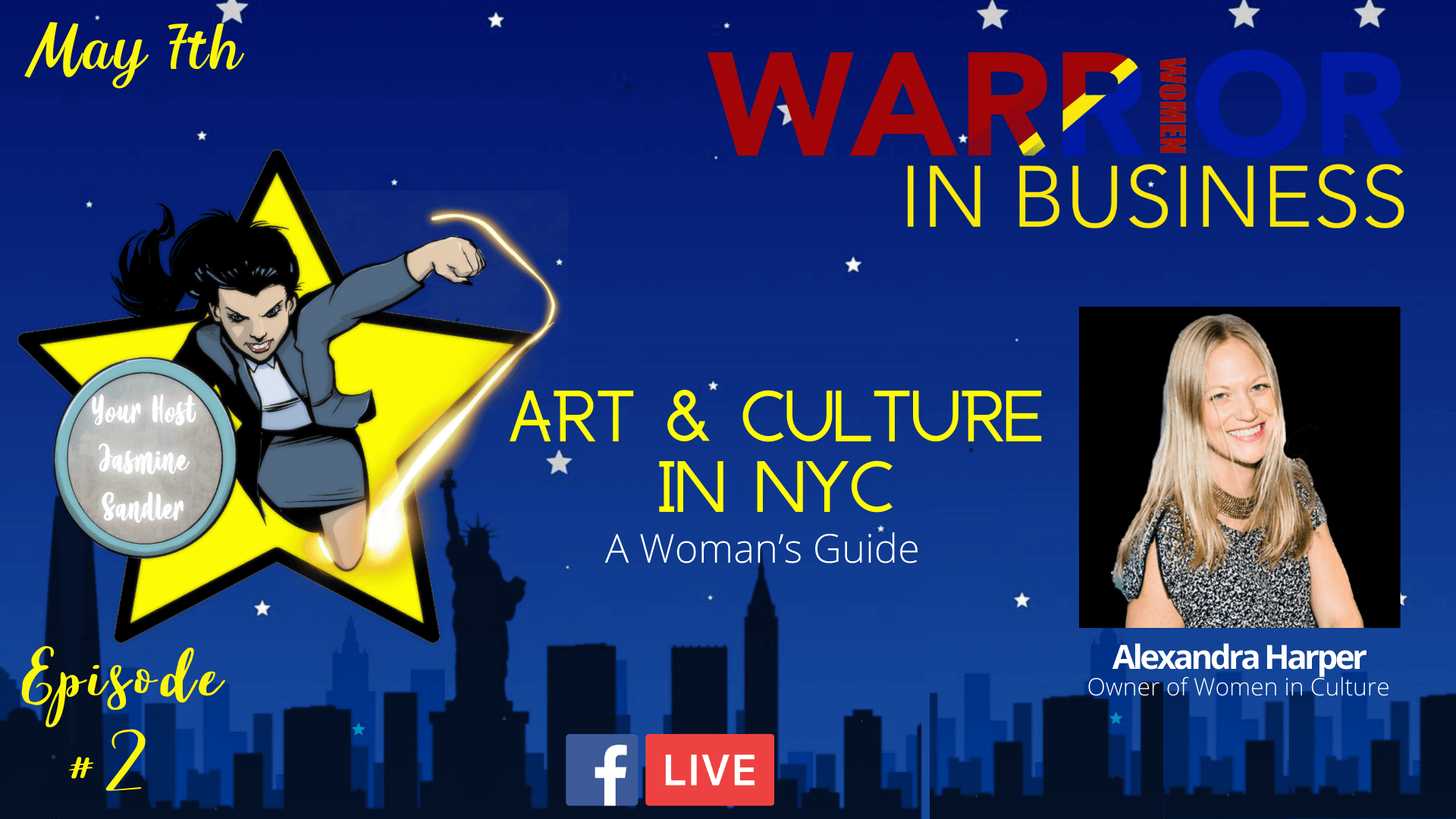 Episode 2 – Art & Culture In NYC: A Woman's Guide