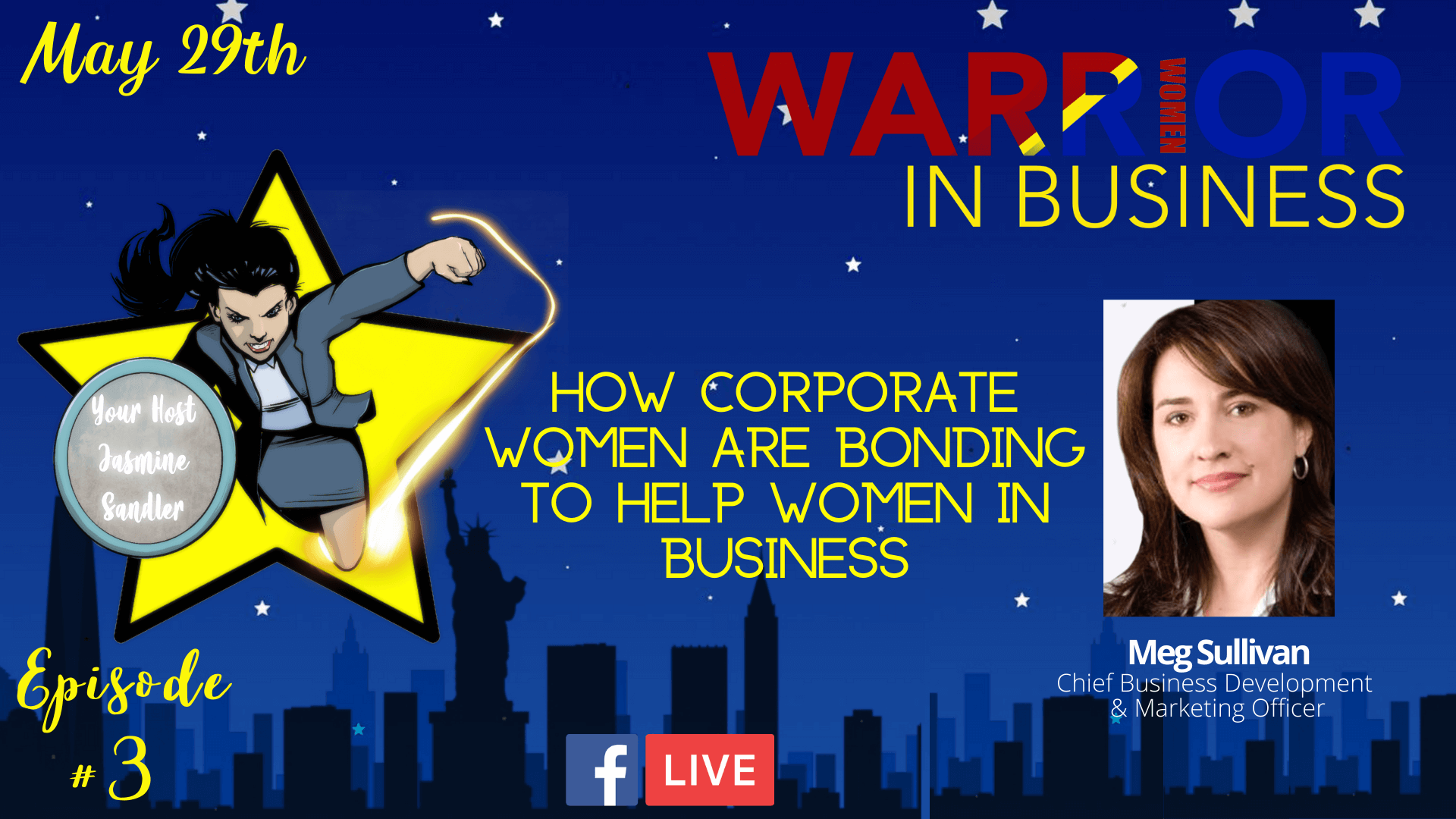 Episode 3 – How Corporate Women Are Bonding To Help Women In Business