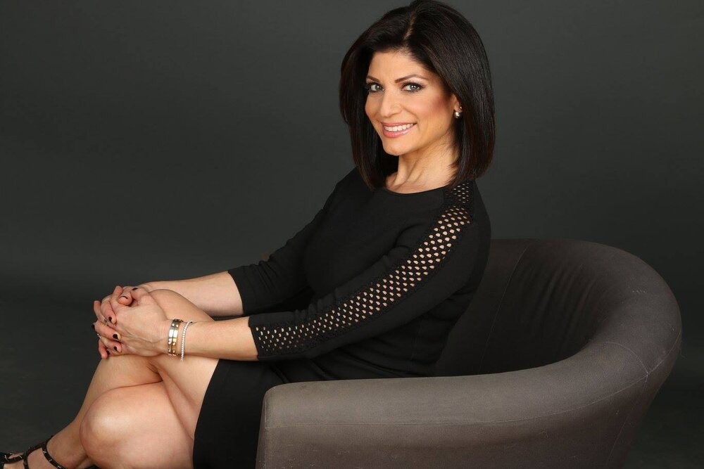 Special Women's Equality Guest Tamsen Fadal
