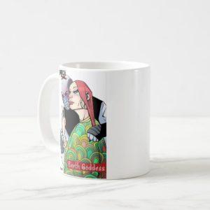 Warrior Women in Business Art Mug