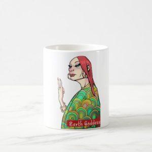 Warrior Women in Business Earth Goddess Mug