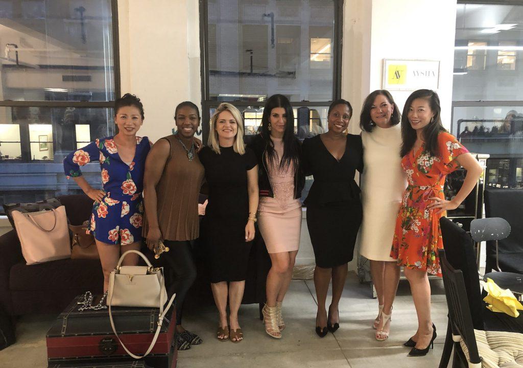 Warrior women dinner event